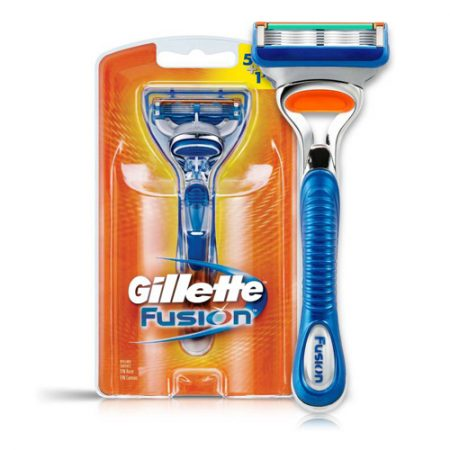 Gillette Fusion Razor For Men