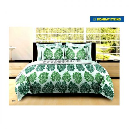 525B Collection-Bombay Dyeing – 6306 Aqua