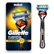 Gillete Fusion Proglide Power