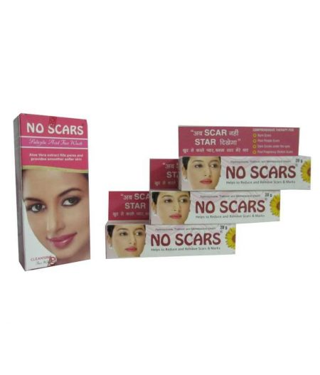 No Scars Face Cream (Pack of 3)
