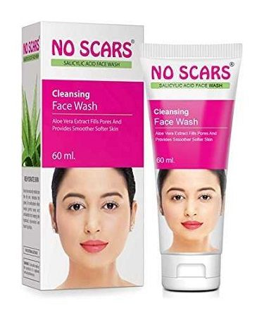 No Scars Face Wash For Women