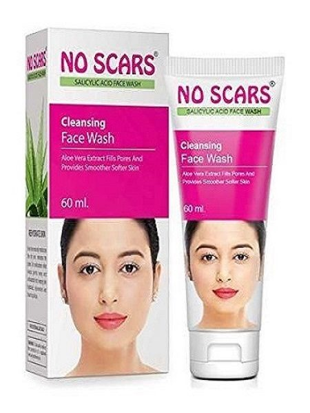 No Scarsh Face Wash