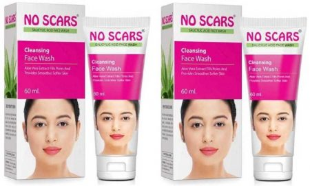 No Scarsh Face Wash (Pack of 2)