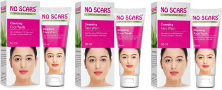 No Scarsh Face Wash (Pack of 3)