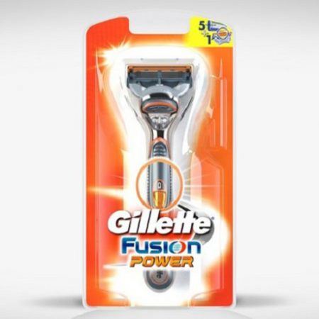 Gillette Fusion Power Razor for men