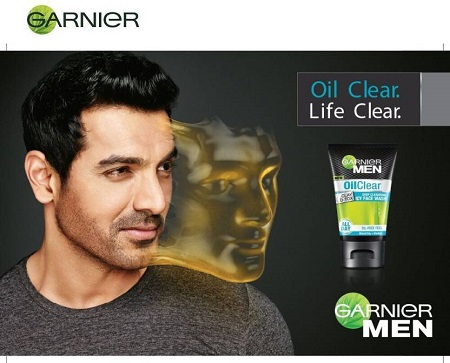 Garnier Oil Clear Clay D-Tox Deep Cleansing Icy Face Wash  (100 g)