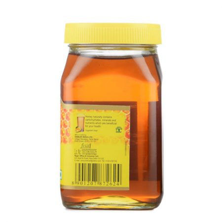 Dabur 100% Pure Honey Pack 1kg  (1000 g, Pack)