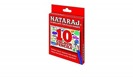 Natraj Colour Pencils