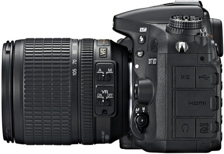Buy – Nikon D5200 with 18-55mm Len...