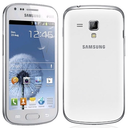 Buy – Samsung Galaxy S Duos S7562 white
