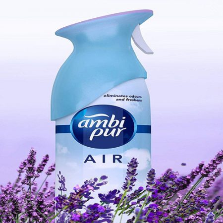 Ambi pur Air Effect Lavender Bouquet Air Freshener – 275 g