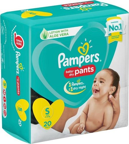 Pampers Baby-Dry Pants Diaper, Baby-Dry Pants Diaper, Baby-Dry Pants Diaper in Best Price