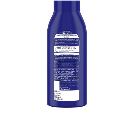 Nivea Body Milk Nourishing Body Lotion, 75ml