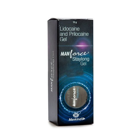 Manforce Staylong Gel Lubricant  ( 8 g)