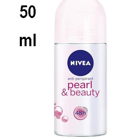 Nivea Pearl & Beauty Deo Roll-On-Women  (50 ml)