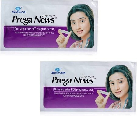 Mankind Prega News Pregnancy Test Kit, Prega News Pregnancy Test Kit, Prega News Pregnancy Test Kit Buy Online