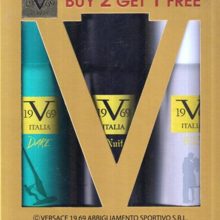 ITALIA VERSACE Italia V 19.69 Versace Abbigliamento Sportivo SRL All over Body Spray 2+1 Body Spray