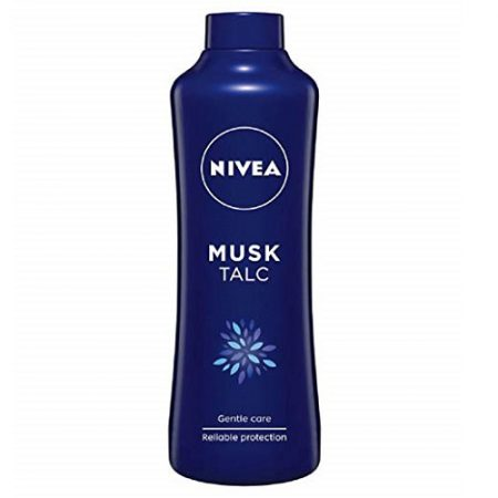 Nivea Musk Talc, With Gentle Fragrance-1...