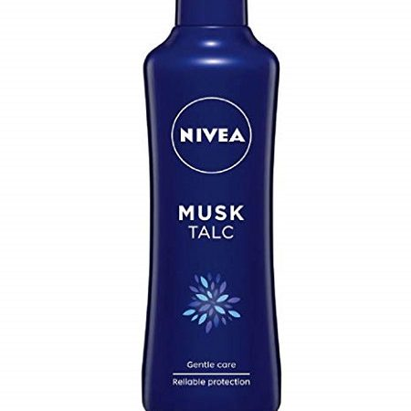 Nivea Musk Talc, With Gentle Fragrance-100g