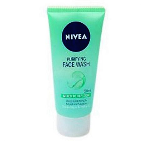 Nivea Purifying Facewash, 55ml