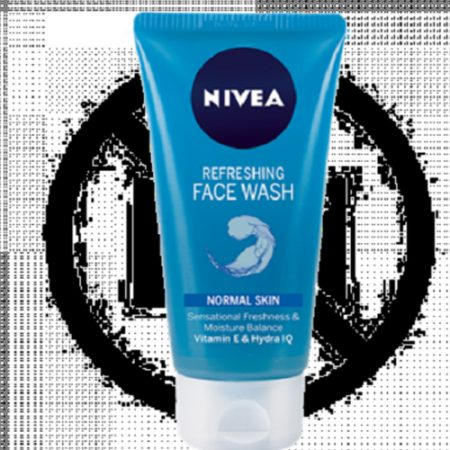 Buy – Nivea Refreshing Face wash, 55ml