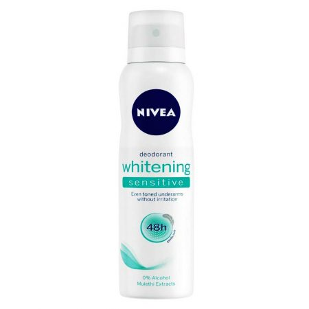 Nivea Whitening Sensitive Deodorant 150 ml