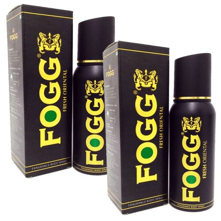 Fogg Fresh Oriental Deodorant Spray – 120ml (Pack of 2)