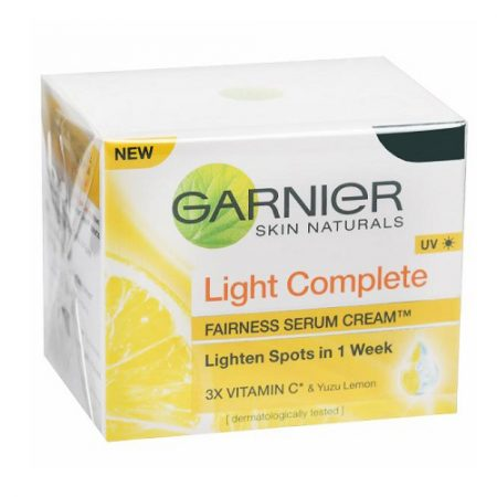Garnier Light Complete Fairness Serum Cream- 45g