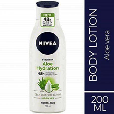 Nivea Aloe Hydration Body Lotion (200 ml)