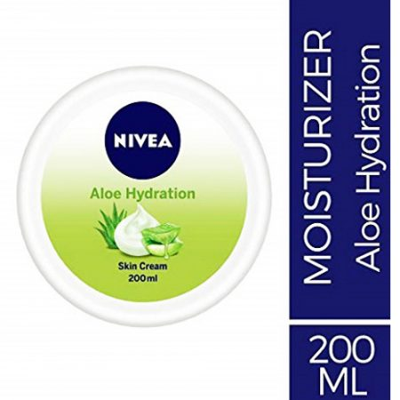 Nivea Aloe Moisturizing Creme, 200ml