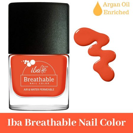 Iba Halal Care Breathable Nail Color, B12, 9ml