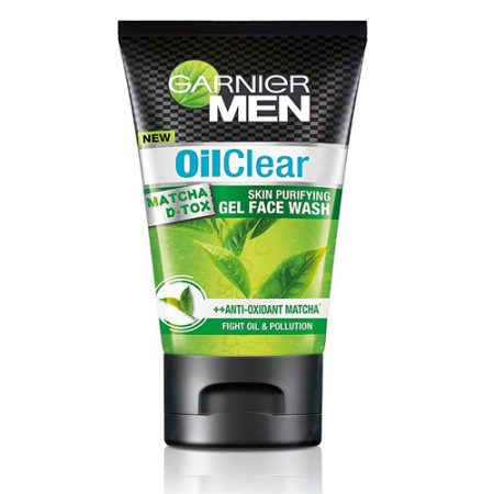 Garnier Men Oil Clear Face Wash, 50gm