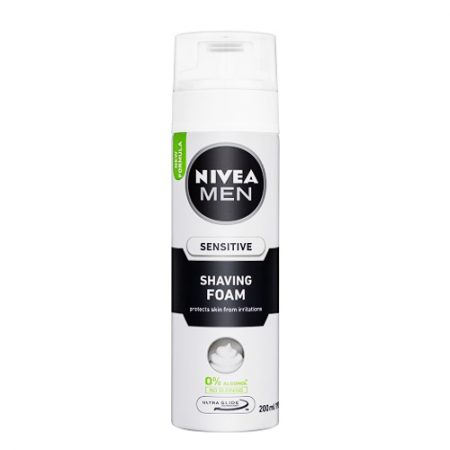 Nivea for Men Sensitive Shaving Gel – 200 ml