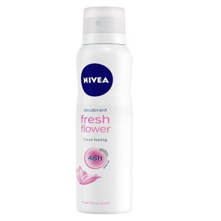 Nivea Fresh Flower Deodorant for Women Deodorant Spray – For Women  (150 ml)