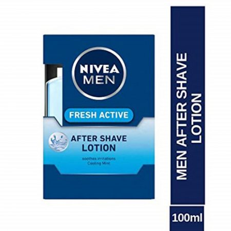 Nivea Men Fresh Active After Shave Lotion – 100 ml