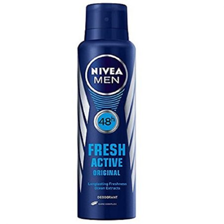 Nivea Men fresh active original deodorant (150ml)