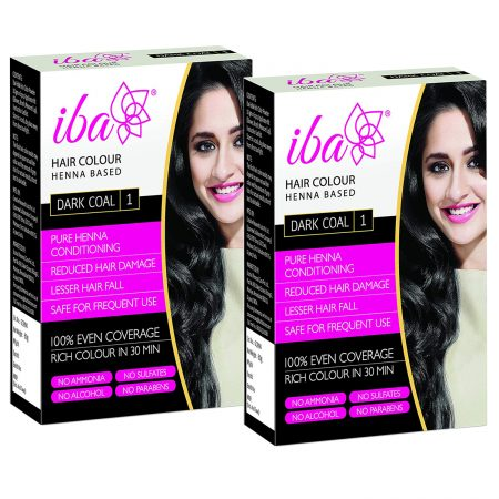 Iba Halal Care Hair Color Combo (Pack of 2) 120g
