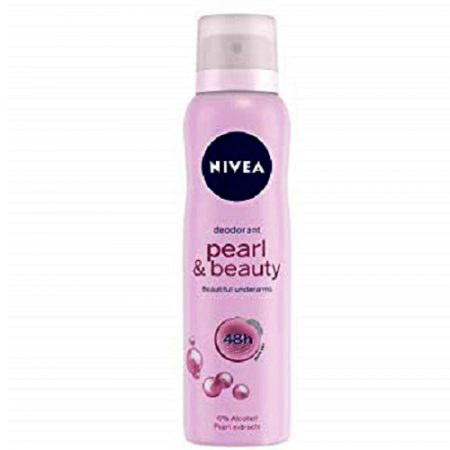 Nivea Pearl & beauty Clean Scent Deodorant Spray - For Women  (150 ml)