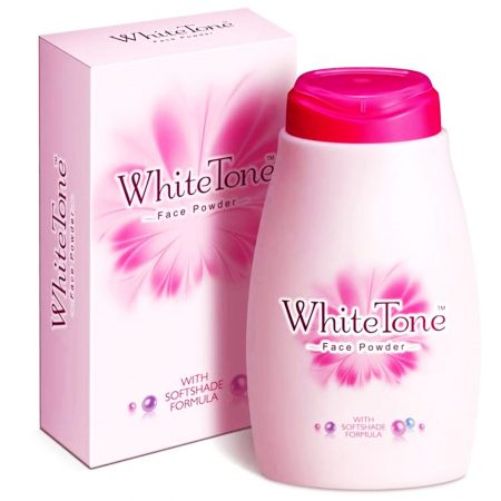 White Tone Face Powder With Softshade Formula 50gm