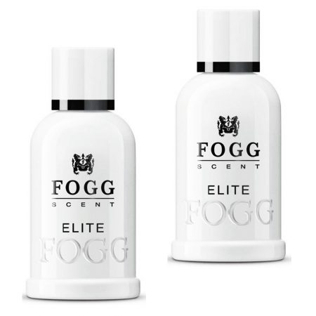 Fogg Scent Elite Eau De Parfum, 100ml (Pack of 2)