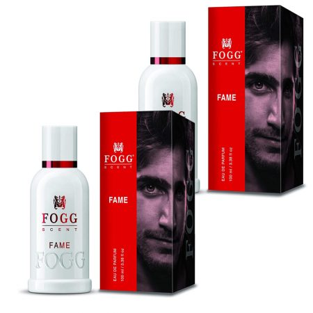 Fogg Scent FAME Eau De Parfum, 100ml (pack of 2)