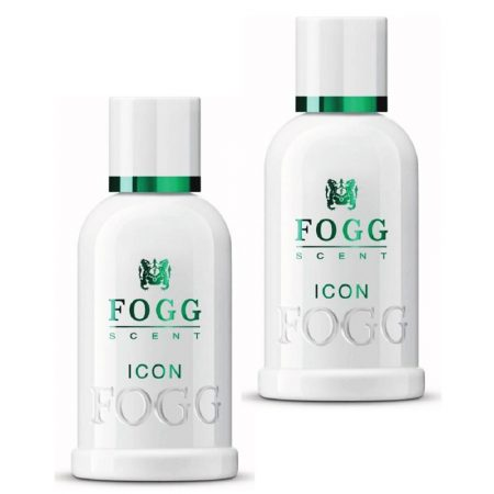 Fogg Scent Icon Eau De Parfum, 100ml (Pack of 2)