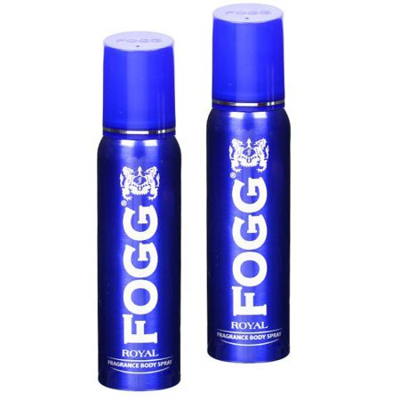 Fogg Royal Deodorant For Men,120ml (pack of 2)