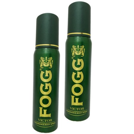 Fogg Victor Deodorant For Men,120ml (pack of 2)