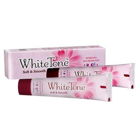 White Tone Soft & Smooth Face Cream 25gm (Pack of 2)