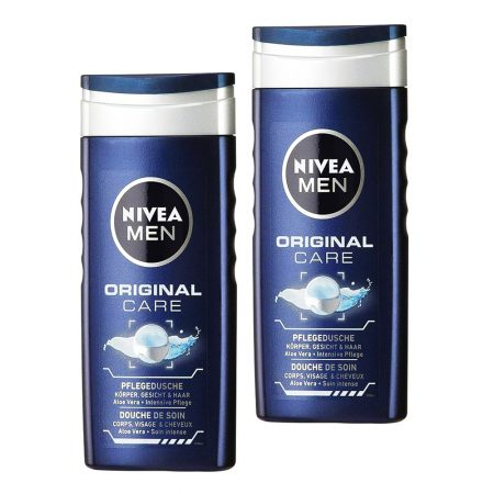 Nivea Original Care Shower Gel  (250 ml) (pack of 2)
