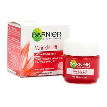 Garnier Skin Naturals Wrinkle Lift Anti Ageing Cream, 18g