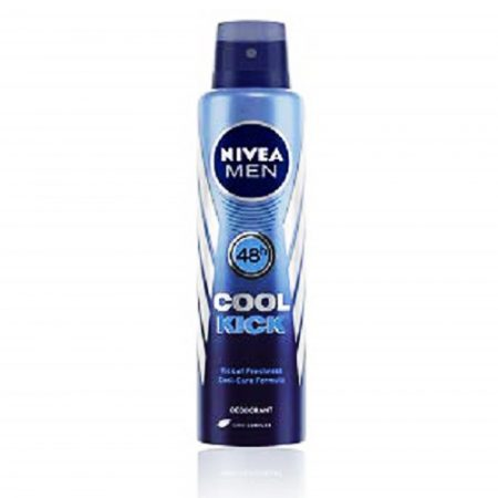 Nivea Men Cool Kick of Freshness Cool-Care Formula Deodorant, 150ml