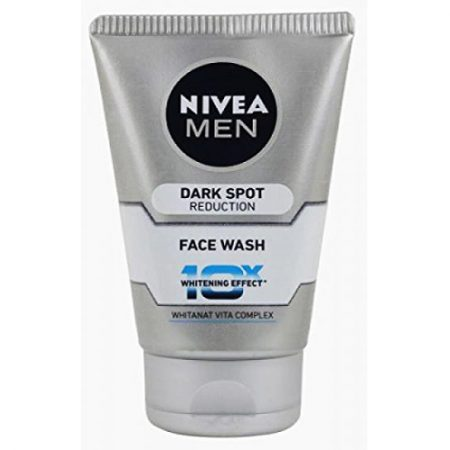 Nivea Men Dark Spot Reduction Face Wash, 100g