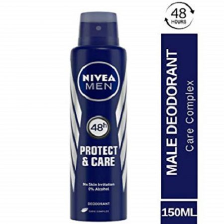 Nivea Men Protect & Care Deodorant, 150ml